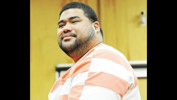 Wesley Samoa appears Friday in Circuit Court