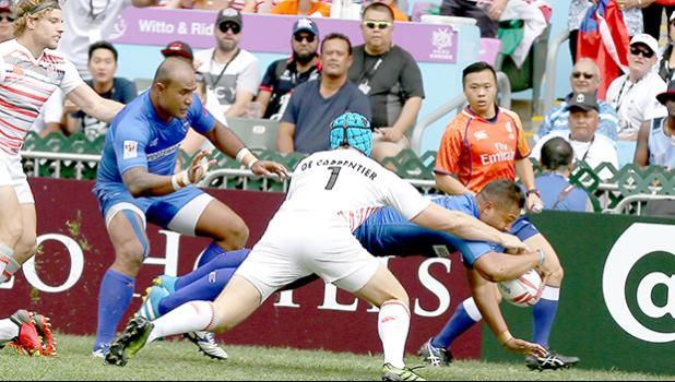 Cathay Pacific/HSBC Hong Kong Sevens