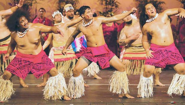 Tupulaga O Samoa Mo a Taeao, representing Samoa, will perform Friday night as part of the University of Hawaii at Hilo's International Nights 2018. [Photo courtesy of BOB DOUGLAS]