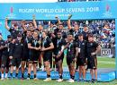 All blacks with trophy