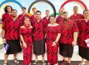 Team American Samoa at Olympics