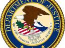 Dept. of Justice logo
