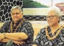 FAST leaders, Fiame Naomi Mataafa and Laauli Leuatea Schmidt