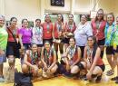 JPS 17U Measina Girls Volleyball Team