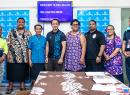 In the spirit of White Sunday, Bluesky partnered with the American Samoa Community College's Samoan Studies Institute.