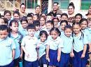 Manumalo Academy  first graders