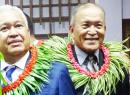 Gerald Zackios and David Kabua