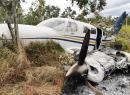 Cessna 402C that crashed near Port Moresby