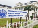 Samoa Ministry of Health building
