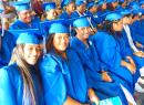 some of the 187 graduates of Samoana High School class of 2018