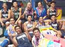 Samoana boys varsity basketball team