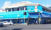 Bluesky Samoa outlet in Apia. [photo: Samoa Planet]