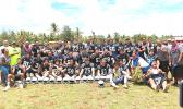 2019- 2020 ASHSAA Football Champions Samoana High School