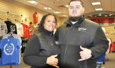 "Angel Mulivai-Tobin, owner of Left Coast Promotions, left, and her brother Tevita ""DJ Una"" Hefa, who owns Misi Events, work together to promote the Polynesian culture through community events and festivals. [Heidi Sanders, the Mirror]"