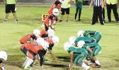 Division 1 (7th and 8th graders) JPS Lions win against the JPS Vikings last Wednesday 12- 0, which leads them to the Championship this weekend on Saturday at the Tafuna Veterans Stadium at 8am.  [photo:EM]