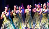The largest performance group called Na Maka O Pu'uwai Aloha Foundation, representing Hawai'i, will showcase their culture through the hula dance, as part of this week's Pasifika Festival in Auckland. [photo: http://www.namakastudio.org/]