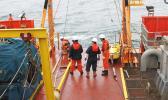 Hawaiki Cable marine survey team. (photo: hawaikicable.co.nz]