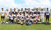 NVTHS Wildcats Junior Varsity Football Team. See more photos in preview slidesho. [photo: TG]