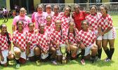 Ilaoa & To'omata women's team closes out the year as holders of the FFAS National Cup for the 2016 FFAS National League that ended on November 26, 2016 at Pago Park Soccer Stadium.  [FFAS MEDIA/Brian Vitolio]