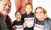 """Like all of our Pacific people who left the islands and moved to Aotearoa, we came looking for opportunities. Sadly for many, that dream is diminishing with the new landscape of Aotearoa. This is why our family has joined and will vote  for the Māori Party. This is why our Pacific vote counts,"" says Rosa Tomasi-Puni, a mother of two of Samoan and Tokelauan heritage. See Pacific Briefs for story.  [Courtesy photo]"