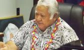 Samoa PM and Police Minister Tuilaepa Sa'ilele Malielegaoi  [Photo: RNZI / Autagavaia Tipi Autagavaia]