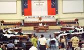 Samoa's Parliament building  [Photo: RNZI / Autagavaia Tipi Autagavaia]