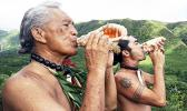 A still image from 'Sons of Halawa', a documentary that looks at the challenges of carrying on cultural traditions in Molokai's Halawa Valley in Hawai'i.  [photo: PIC]