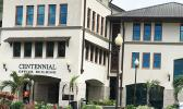 Formerly the Bank of Hawaii's central office in American Samoa, it is now the location of the Territorial Bank of American Samoa. [SN file photo]