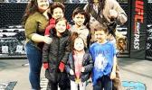Onosa'i Iosefo Moana and family