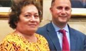 Amata and  Rep. Darren Soto