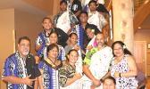 American Samoa and Hawaii delegates