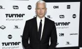 CNN News anchor Anderson Cooper in a 2017 AP file photo