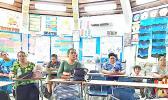 Alataua II Elementary teachers in a classroom
