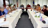Members of the ASG Coronavirus Taskforce