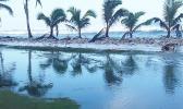 Photo of high surf on Aunu'u