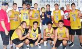 Pago Pago Eagles men's basketball team