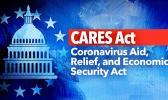 CARES Act logo