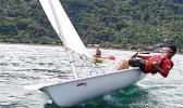 American Samoa Junior Sailor Carneal Lili'o from Fagasa