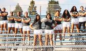 The Carson High School Girls Rugby Team