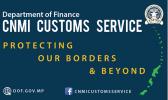 CNMI Customs Division logo