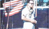 Photo of Gov. Uifa'atali Peter T. Coleman in Tutuila
