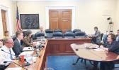 Congresswoman Amata testifying