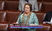 Congresswoman Amata testifies before the Rules Committee