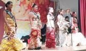 (l-r) Menora-Justine M. Samia; Jo-Nica Ta'aitulagi Tuiteleleapaga; Epifania Petelo; Brenda Fa'afua Foleni; and Tauaitala Leasiolagi