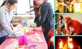 Pacific Islander Student Association activities