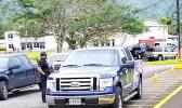police unit at ASCC when police apprehended a prison escapee on campus late last month