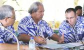 Wez Norris (R). [Photo: Supplied/ Pacific Islands Forum Fisheries Agency]