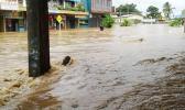 Tropical Cyclone Josie causes major flooding in Fiji's Ba [Photo: Fiji Village via RNZI]