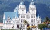 Catholic Cathedral in Apia in Samoa [Photo: RNZI/ Autagavaia Tipi Autagavaia ]