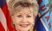 Guam's representative to the US Congress Madeleine Bordallo [Photo: US House of Representatives]